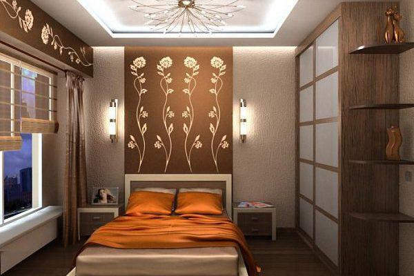 какой может быть спальня в хрущевке интерьер фото хороших идей