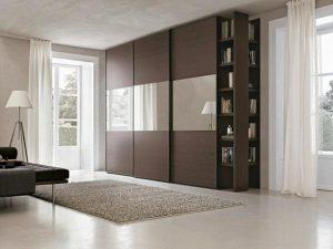 Стильный шкаф для спальни