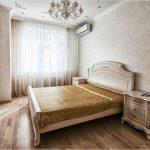 5 вариантов установки системы кондиционера в спальной комнате