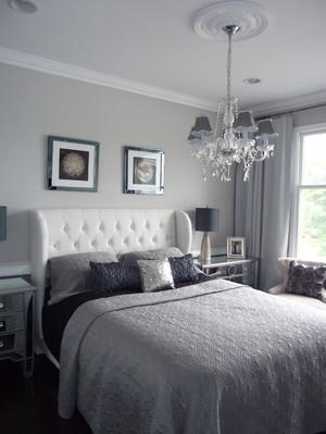 Хрустальная люстра подвесная для спальни