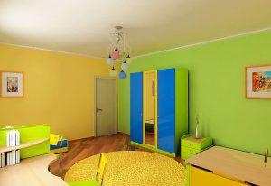 Инструкция как красить стены в спальне