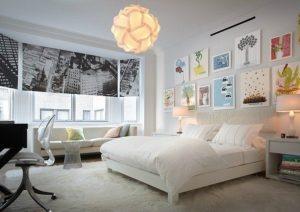 Как подобрать комбинированное освещение для обустройства спальни