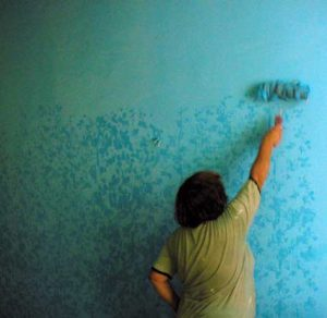 Как покрасить стены, чтобы не оставались разводы