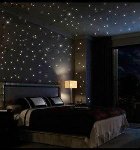 Как правильно создать проекцию звездного неба в спальне