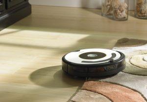 Как работает умный пылесос для уборки дома
