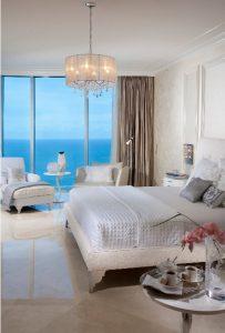 Люстра-подвес для спальни