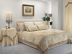 Небольшие аксессуары для создания красивой и уютной спальни