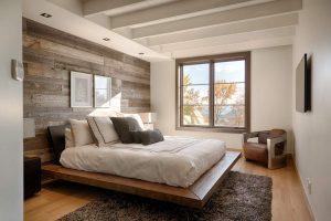 Небольшие аксессуары для уютной спальни