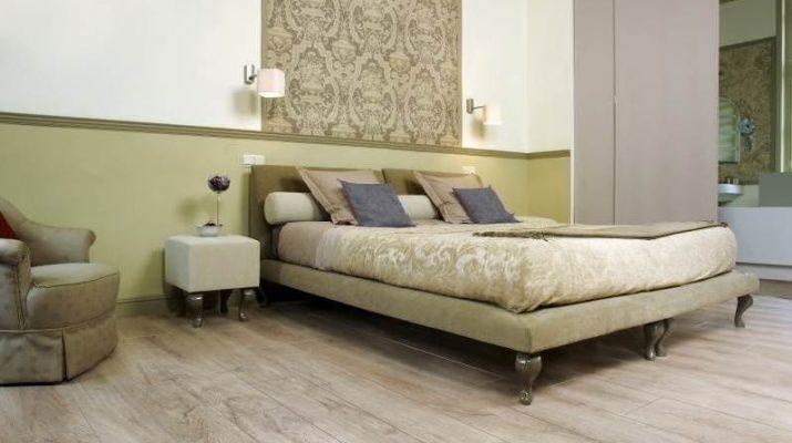 Правила выбора ламината для спальни
