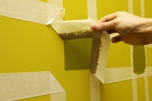 Секреты удачной покраски стен