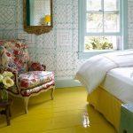 Как покрасить пол в комнате отдыха своими силами