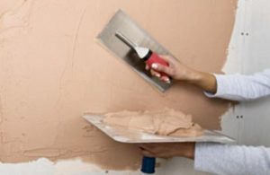 Стены и как их штукатурить