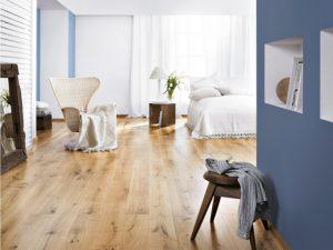 Стоит ли выбирать пробковый пол для спальни