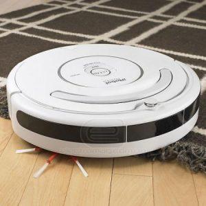 Умный робот-пылесос