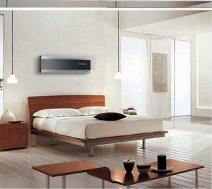 Условия установки кондиционера в спальне