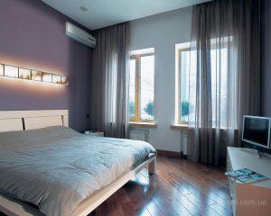 Устанавливаем систему кондиционирования для комфорта спальни