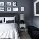 Нюансы оформления серой спальни