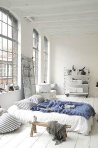 Выбираем белый для спальни
