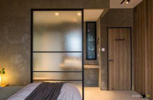 Закаленное стекло для изготовления перегородки в спальню