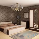 Как достичь гармонию оттенков в спальном помещении в светлых тонах