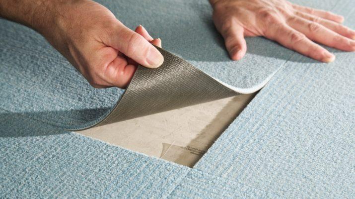 противоскользящий пол с мягким покрытием для обустройства спальни