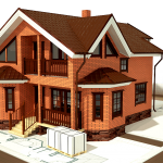 7 плюсов в пользу строительства дома из кирпича
