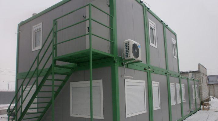 Держит ли модульное здание тепло