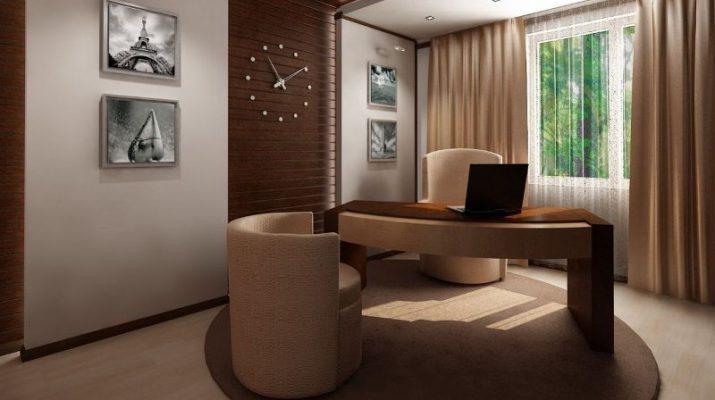 Дизайн офиса и его особенности