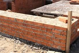 Фундамент для кирпичного дома своими руками