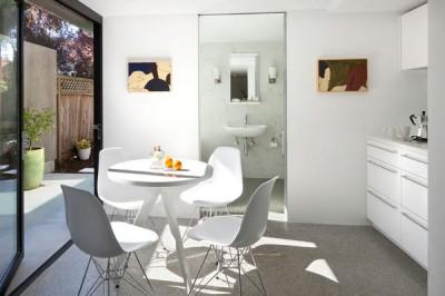 Гостиная с мини-кухней