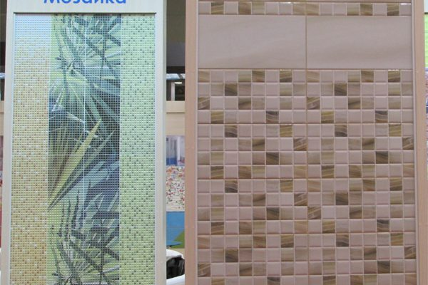 Как использовать керамическую мозаику при облицовке