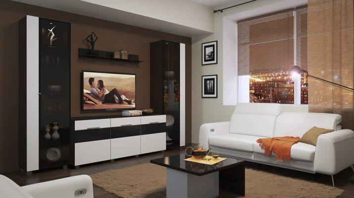 Как подобрать мебель для небольшой гостиной
