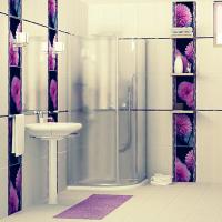 Как подобрать плитку для ванной комнаты