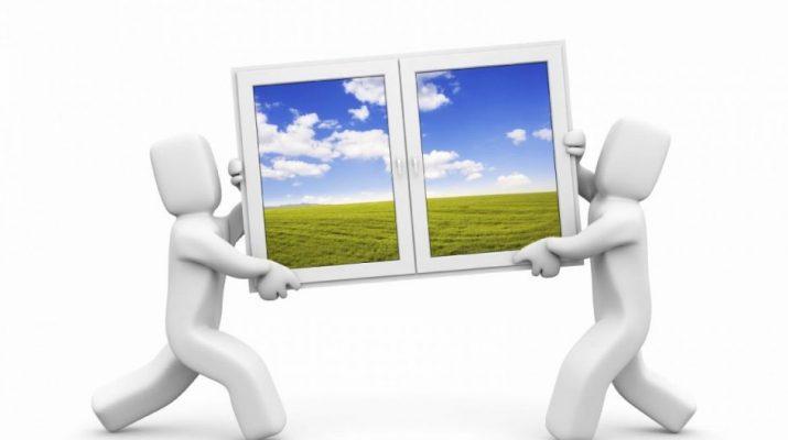 Как правильно замерять окна перед переустановкой