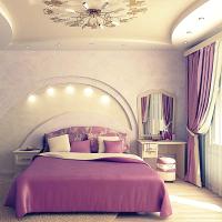Как создать дизайн спальни