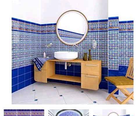 Как выбрать керамическую плитку в ванную
