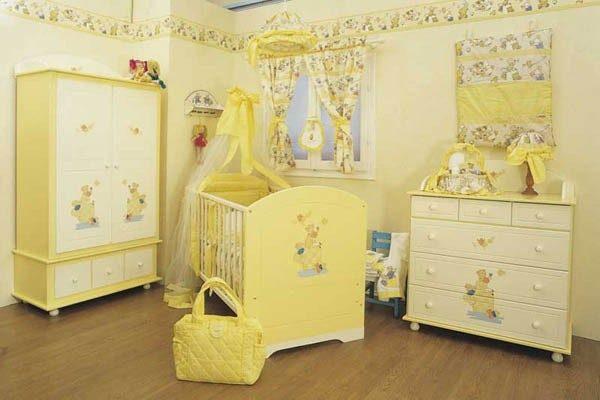 Как выбрать мебель для новорожденного