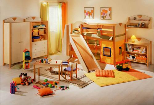Какой цвет лучше в детской комнате