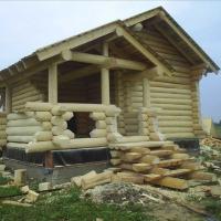 Начинаем строить баню. Технология строительства бани