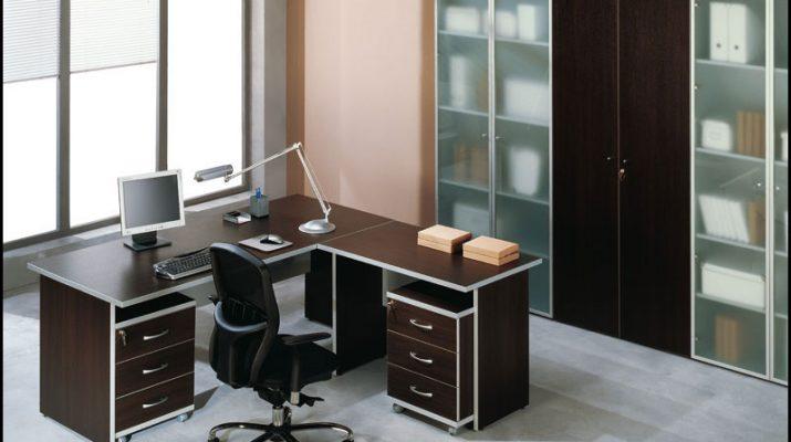 ОФИСНАЯ МЕБЕЛЬ. Удачный выбор офисной мебели