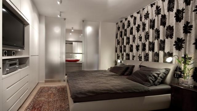 Обустройства интерьера спальни