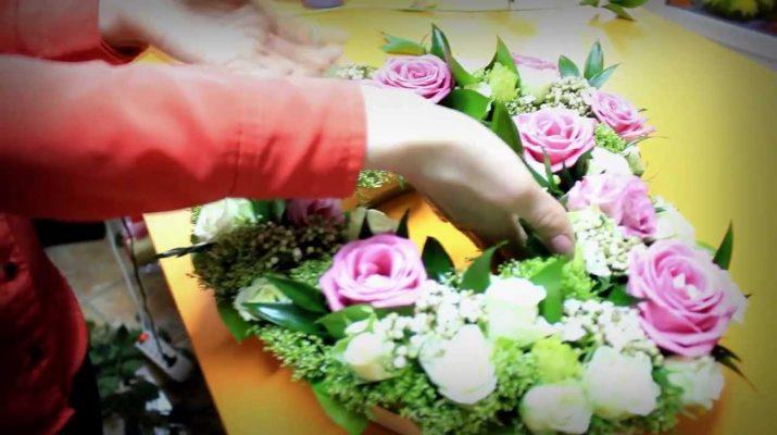 Основные особенности создания цветочной композиции