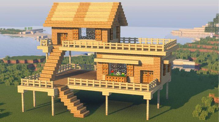 Особенности национального деревянного строительства