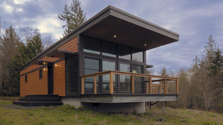 Подходит ли модульный дом для круглогодичного проживания