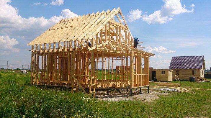 Популярность возведения зданий по технологии канадского дома