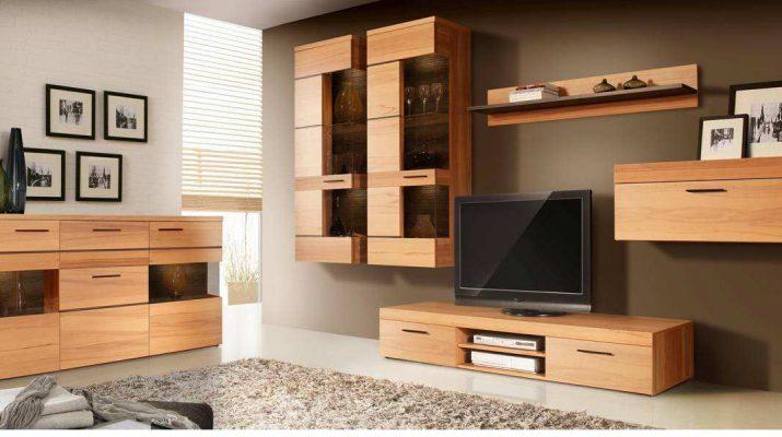 Правильный уход за деревянной мебелью