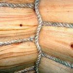 Преимущества декоративной отделки сруба джутовым канатом