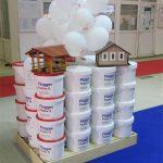 Приготовление состава для масляной окраски на эмульсионном разбавителе