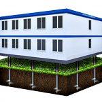 Сейсмоустойчивость модульных зданий