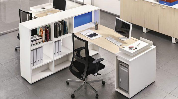 Советы по выбору офисной мебели для персонала